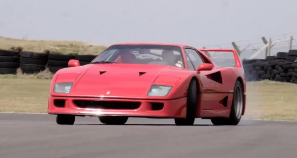 harris f40 f50 1 600x320 at Must Watch: Chris Harris, Ferrari F40, Ferrari F50, Sideways Action