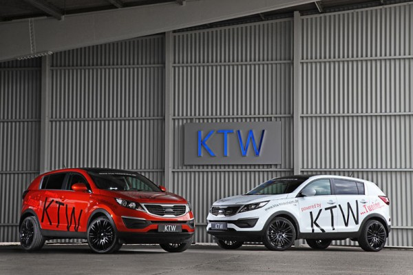 ktw kia sportage 1 600x399 at KTW Tuning Kia Sportage Tuning Kit