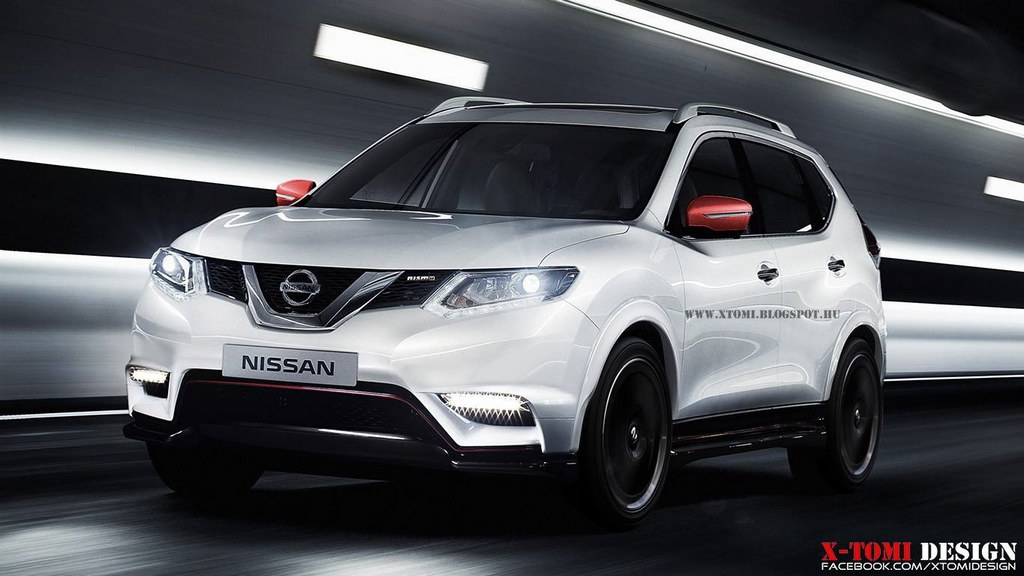 Rendering 2014 Nissan X Trail Nismo