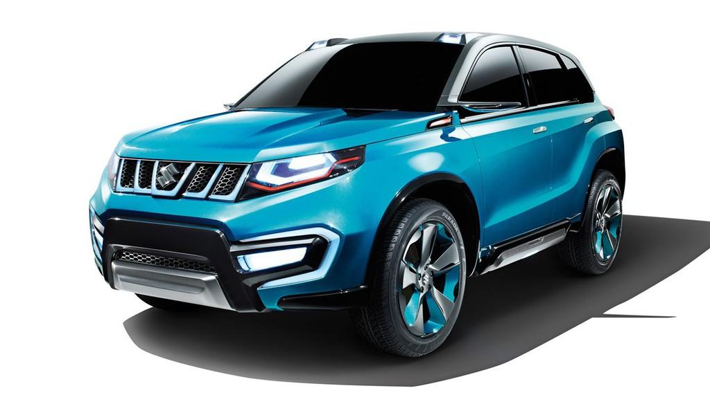 suzuki iv4 2 at Suzuki Unveils its iV 4 Concept Crossover