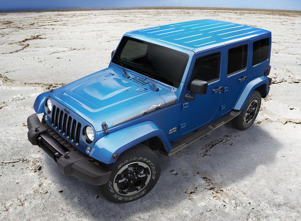 2014 jeep wrangler polar edition on sale next month. Black Bedroom Furniture Sets. Home Design Ideas