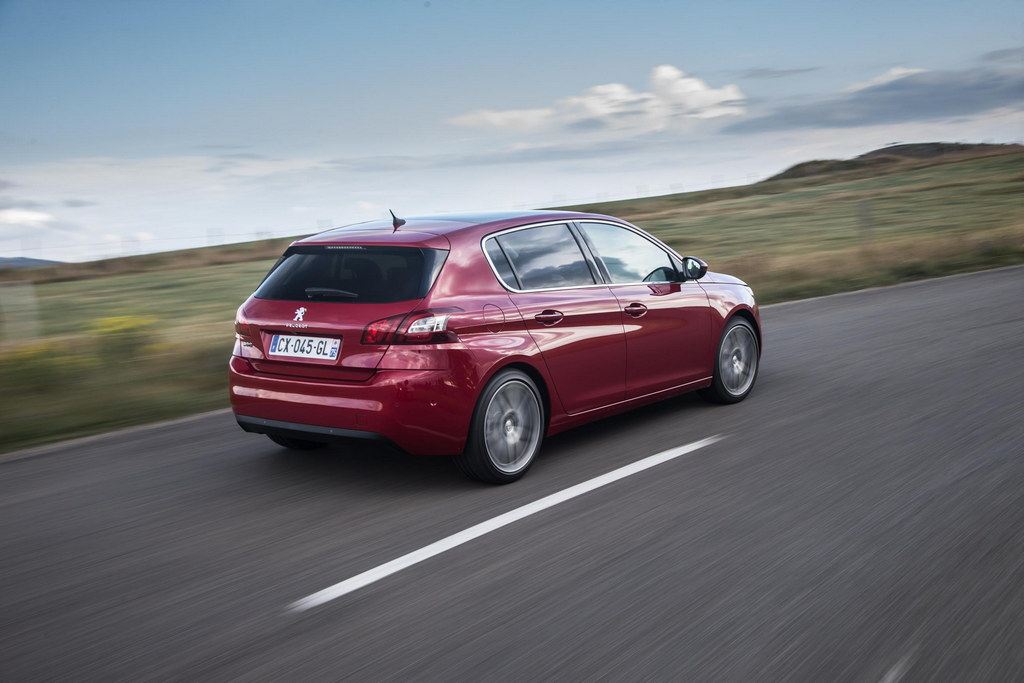 2014 Peugeot 308  Uk Specs Announced