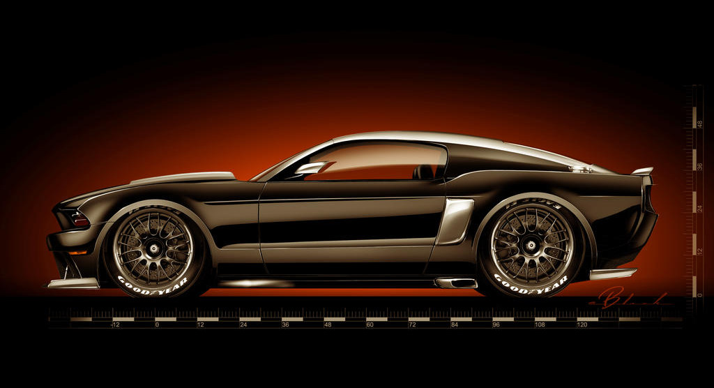 Kia Of Cheyenne >> Custom Ford Mustangs for 2013 SEMA Show