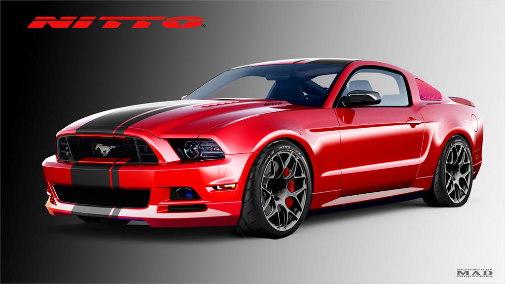 Custom Ford Mustangs For 2013 Sema Show
