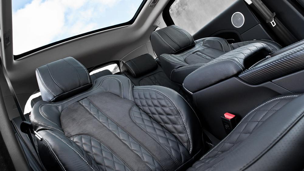 Kahn Design Range Rover Evoque Black Label Unveiled