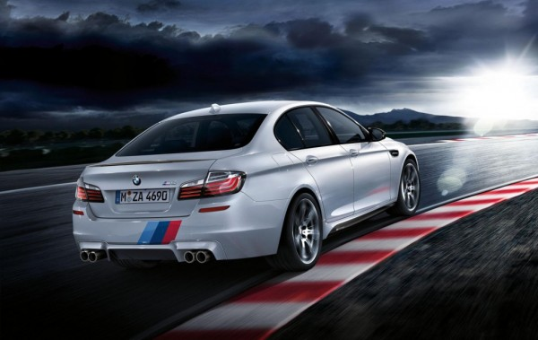 M Performance Accessories for BMW M5 and M6 1 600x379 at M Performance Accessories for BMW M5 and M6