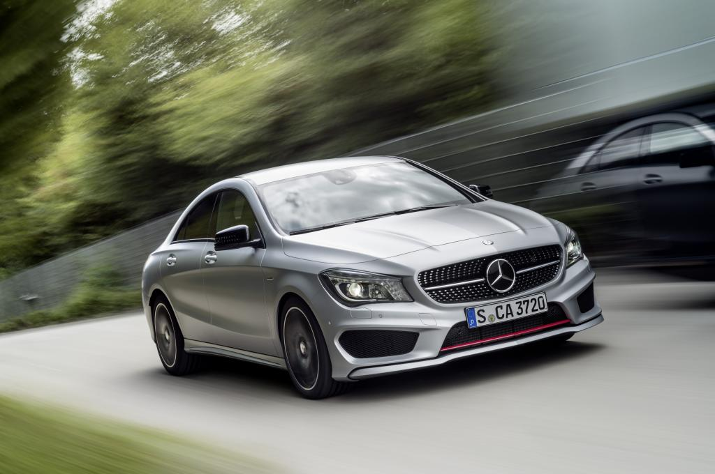 Mercedes cla 250 sport and a 250 sport announced for Mercedes benz a250 sport for sale