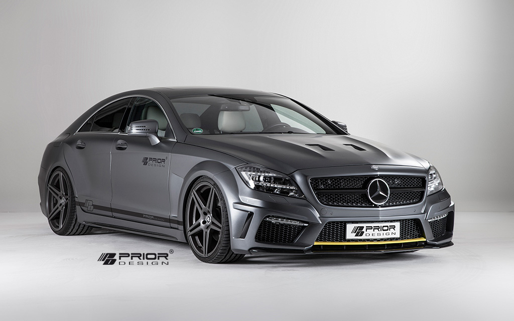 prior design mercedes cls pd550 black edition. Black Bedroom Furniture Sets. Home Design Ideas