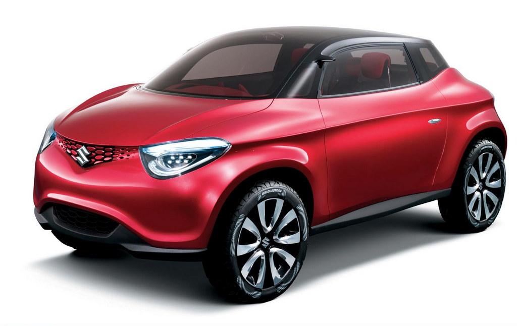 Suzuki Concepts for 2013 Tokyo Motor Show 1 at Suzuki Concepts for 2013 Tokyo Motor Show