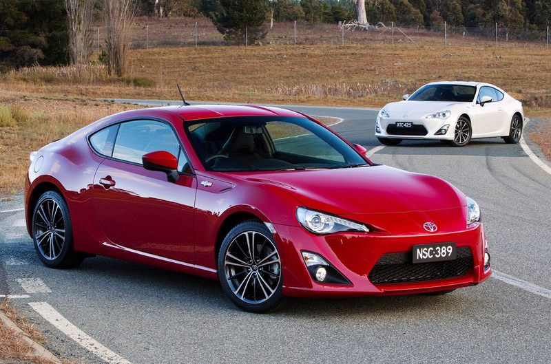 Rumor Toyota Gt86 Sedan In The Works