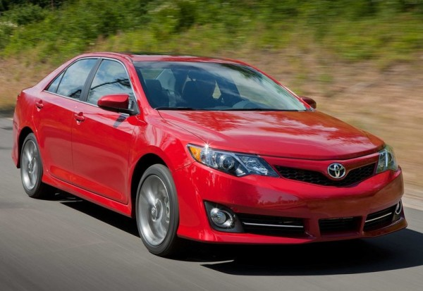 Toyota Camry 2012 600x413 at 803,000 Toyotas Recalled Over Faulty Air Condition