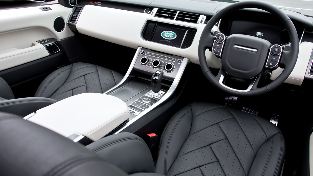kahn executive interior for 2014 range rover sport. Black Bedroom Furniture Sets. Home Design Ideas