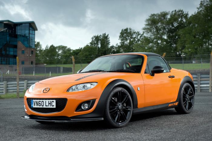 Mazda Mx 5 Gt To Be Offered As Aftermarket Kit