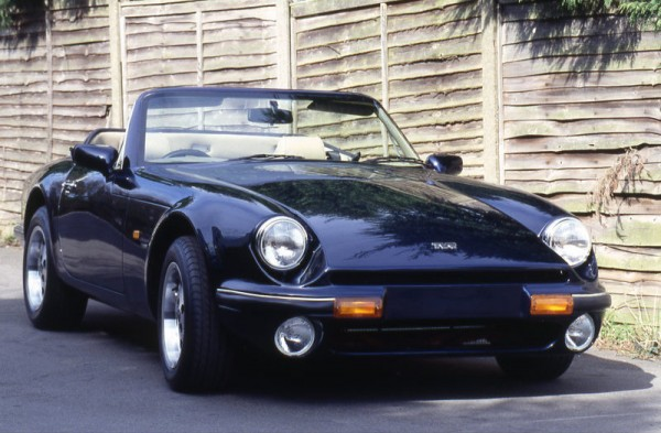 tvr 600x393 at Bad can sometimes be good – Why modern cars are boring