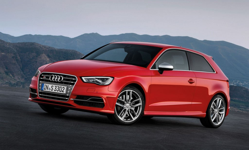 New Audi A3 Hatchback Review