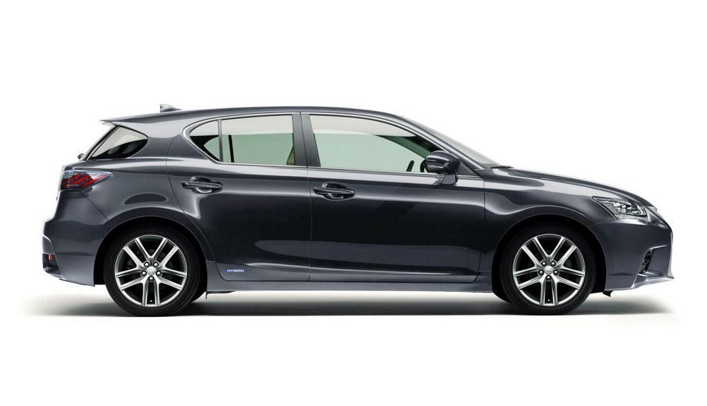 2014 Lexus CT 200h Rated at 42 MPG (US) - Motorward