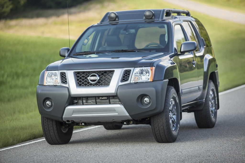 prices announced for 2014 nissan xterra and frontier. Black Bedroom Furniture Sets. Home Design Ideas