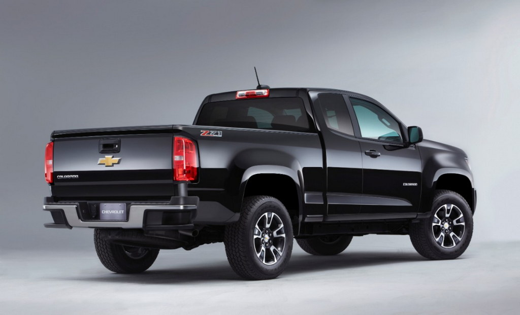 2015 Chevrolet Colorado Officially Unveiled - Motorward