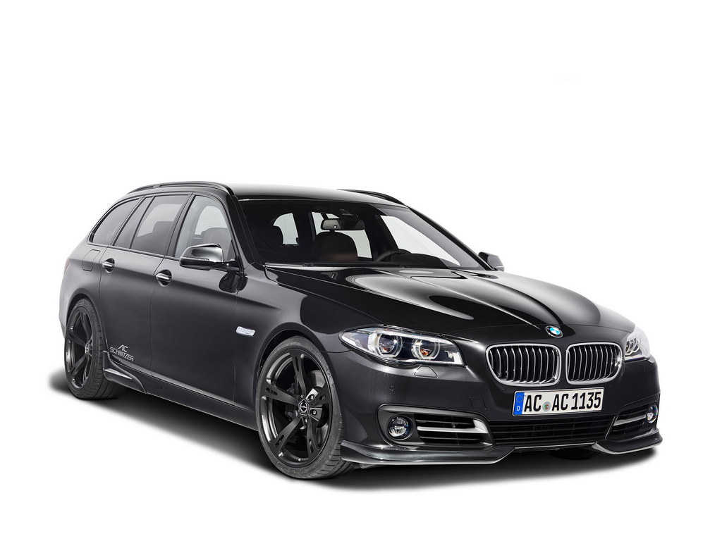 ac schnitzer bmw 5 series touring unveiled. Black Bedroom Furniture Sets. Home Design Ideas