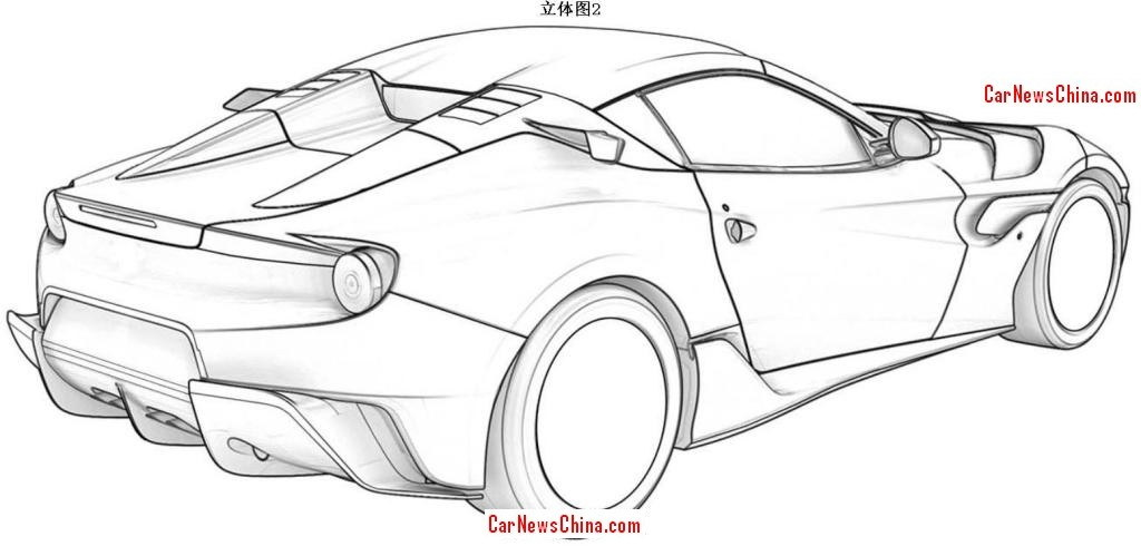 Alleged Ferrari F12 GTO Patent 2 175x175 At