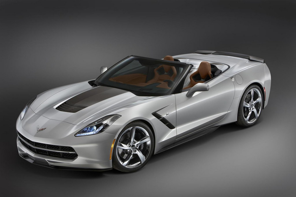 custom corvette stingray lineup at 2013 sema. Black Bedroom Furniture Sets. Home Design Ideas