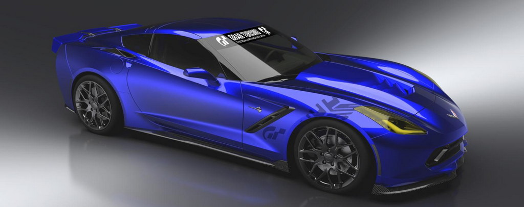 Custom Corvette Stingray Lineup at 2013 SEMA - Motorward