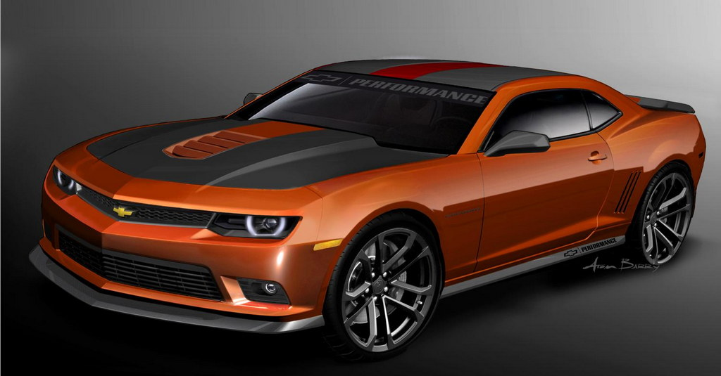 CHEVROLET 2014 CAMARO OWNERS MANUAL Pdf Download