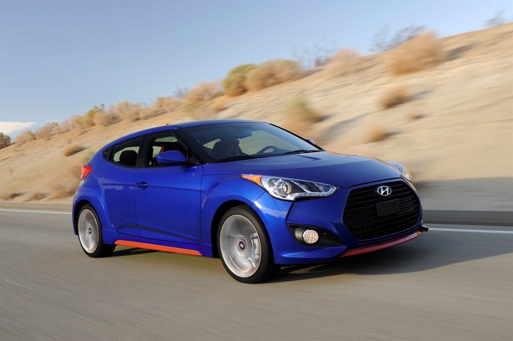 2014 Hyundai Veloster Turbo R Spec Unveiled