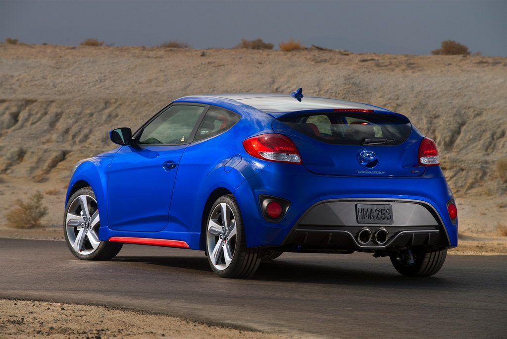 2014 hyundai veloster turbo r spec unveiled. Black Bedroom Furniture Sets. Home Design Ideas
