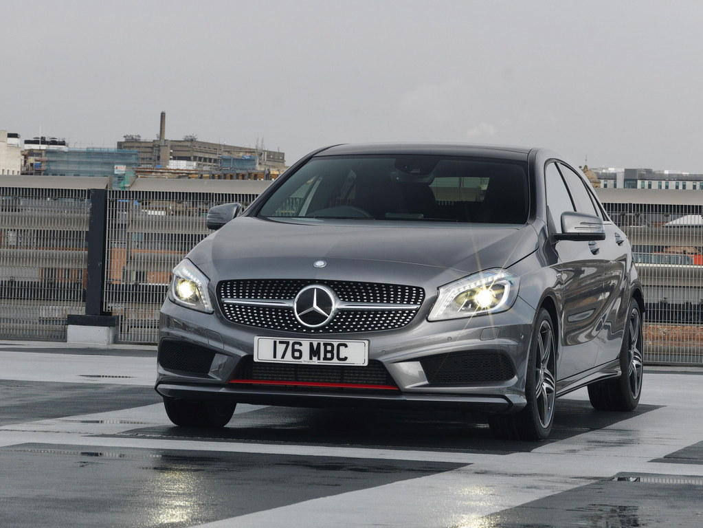 Mercedes a 180 and b 180 eco announced for Mercedes benz b class 180