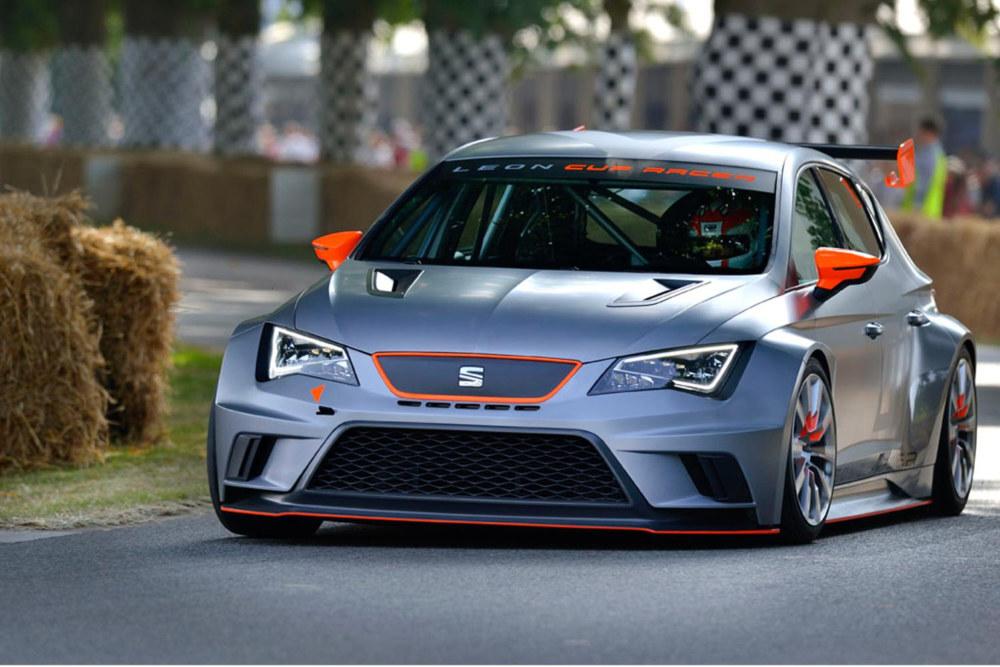 Mini Cup Race Car >> SEAT Leon Eurocup Racing Series Announced