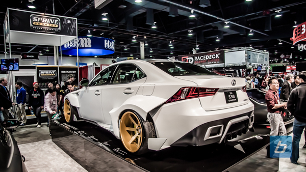 SEMA4 at Best Of The SEMA Show
