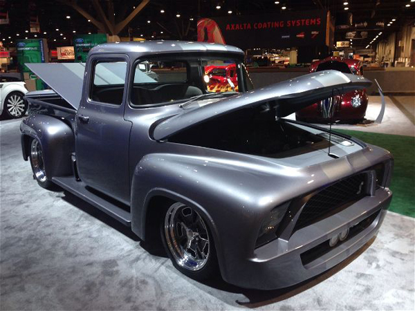SEMA6 at Best Of The SEMA Show