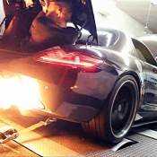 rado sls fire 175x175 at Fire Alert: World Motorsports Mercedes SLS Rado on Dyno
