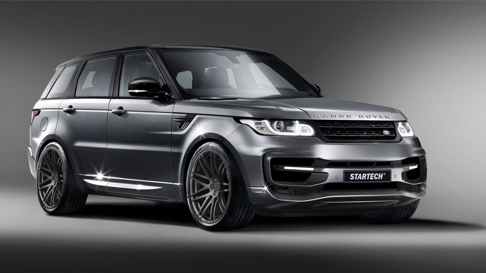 2014 range rover sport by startech preview. Black Bedroom Furniture Sets. Home Design Ideas
