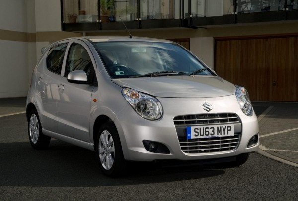 suzuki alto 1 600x406 at Suzuki Alto Drops Under £6,000 (UK)