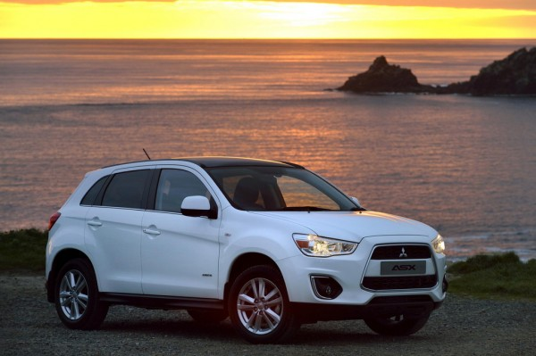 2014 Mitsubishi ASX 600x399 at 2014 Mitsubishi ASX – UK Prices and Specs