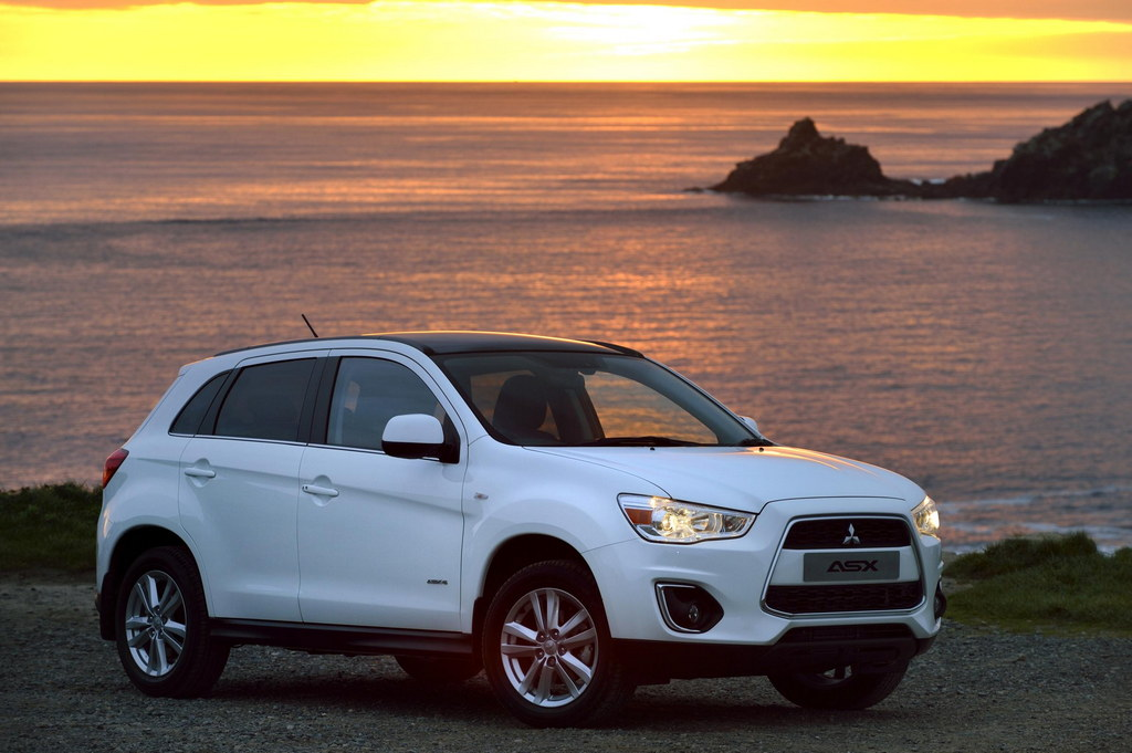 2014 mitsubishi asx uk prices and specs. Black Bedroom Furniture Sets. Home Design Ideas