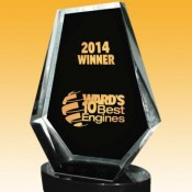2014 wards 10 best engines award 175x175 at 2014 Ward's 10 Best Engines Winners Announced
