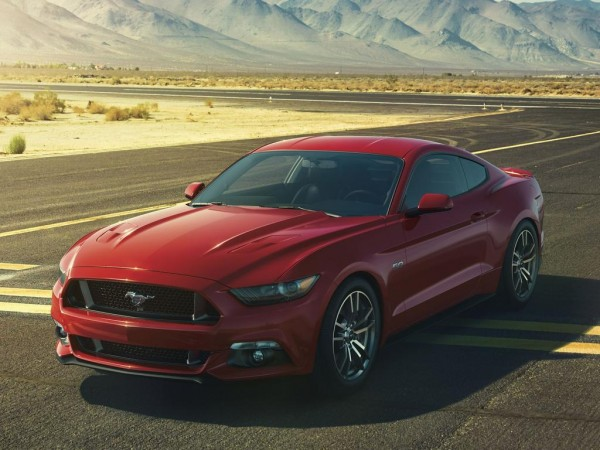 2015 Ford Mustang: Official Pictures