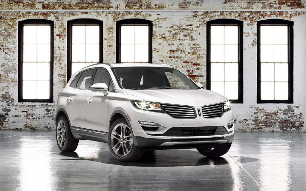 2015 Lincoln MKC at 2015 Lincoln MKC Priced