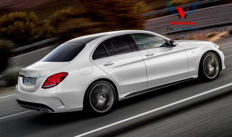 rendering 2015 mercedes c63 amg new details. Black Bedroom Furniture Sets. Home Design Ideas