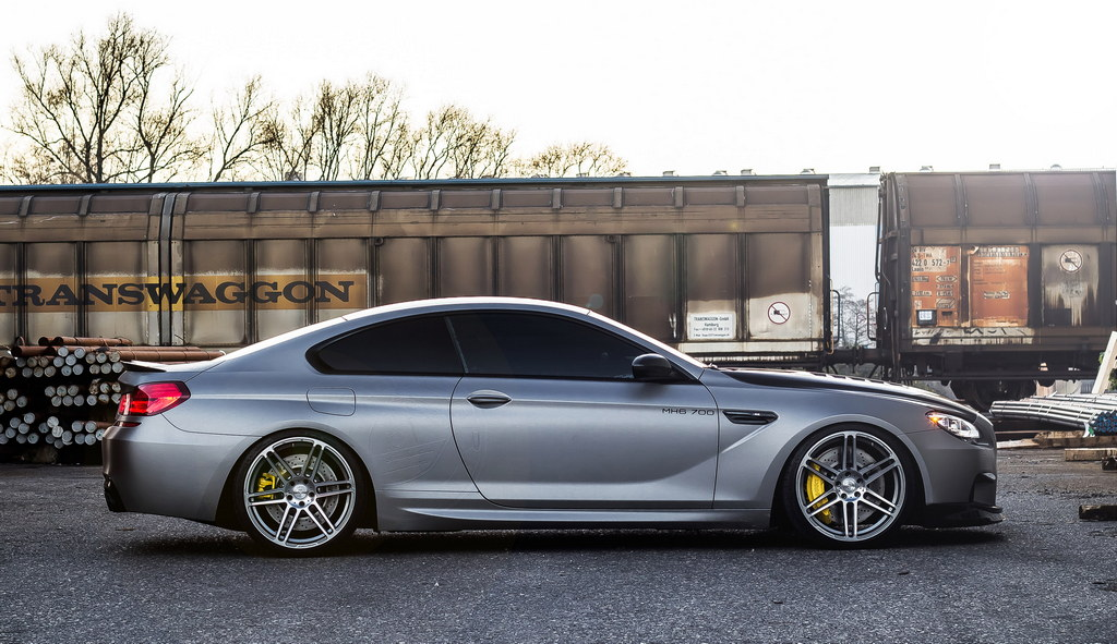 Mh6 700 Bmw M6 By Manhart Racing
