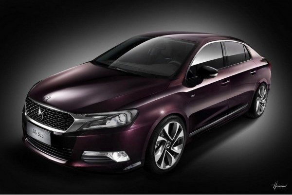 Citroen DS 5LS 1 600x401 at Citroen DS 5LS Revealed for China
