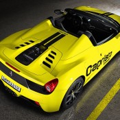 Ferrari 458 Spider by Capristo top 175x175 at Capristo Ferrari 458 Spider Shows Up in Yellow