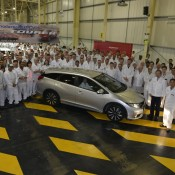 Honda Civic Tourer Production 1 175x175 at New Honda Civic Tourer Production Begins at Swindon Plant