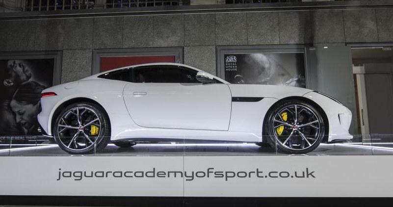 New Jaguar F Type Sports Car