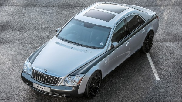 Kahn Design Maybach 57 1 600x336 at Kahn Design Maybach 57: Champagne Motoring for Lemonade Money