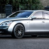 Kahn Design Maybach 57 2 175x175 at Kahn Design Maybach 57: Champagne Motoring for Lemonade Money