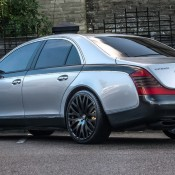 Kahn Design Maybach 57 3 175x175 at Kahn Design Maybach 57: Champagne Motoring for Lemonade Money